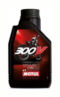 Масло моторное Motul 300V 4T FACTORY LINE OFF ROAD SAE 15W60