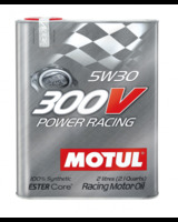 Масло моторное Motul 300V POWER RACING SAE 5W30