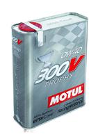 Масло моторное Motul 300V TROPHY SAE 0W40