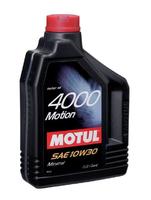 Масло моторное Motul 4000 MOTION SAE 10W30