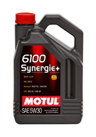 Масло моторное Motul 6100 SYNERGIE+ SAE 5W30