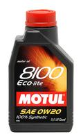 Масло моторное Motul 8100 ECO-LITE SAE 0W20