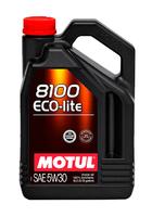 Масло моторное Motul 8100 ECO-LITE SAE 5W30