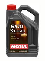 Масло моторное Motul 8100 X-CLEAN SAE 5W30
