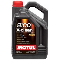 Масло моторное Motul 8100 X-CLEAN SAE 5W40