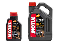 Масло моторное Motul ATV-SXS POWER 4T SAE 10W50