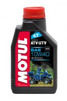 Масло моторное Motul ATV-UTV 4T SAE 10W40