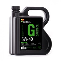 Масло моторное BIZOL Green Oil 5W-40