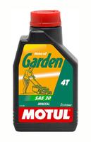 Масло моторное Motul GARDEN 4T SAE 30