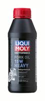 Масло для мотовилок и амортизаторов LM MOTORBIKE (MOTORRAD) FORK OIL 15W HEAVY