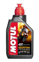 Масло моторное Motul SCOOTER POWER 4T SAE 5W40 MA