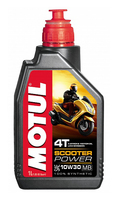 Масло моторное Motul SCOOTER POWER 4T SAE 10W30 MB