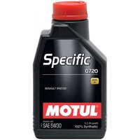 Масло моторное Motul SPECIFIC 0720 SAE 5W30