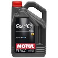 Масло моторное Motul SPECIFIC DEXOS2 SAE 5W30