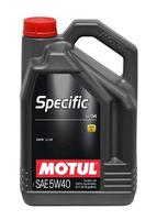 Масло моторное Motul SPECIFIC LL-04 SAE 5W40