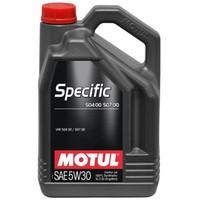 Масло моторное Motul SPECIFIC 504 00 507 00 SAE 5W30