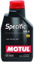 Масло моторное Motul SPECIFIC 948 B SAE 5W20
