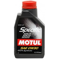 Масло моторное Motul SPECIFIC 506 01 506 00 503 00 SAE 0W30