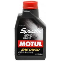 Масло моторное Motul SPECIFIC 506 01 506 00 503 00 SAE 0W30