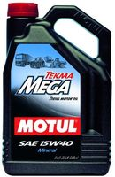 Масло моторное Motul TEKMA MEGA SAE 15W40
